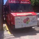 Photo taken at Asian Bistro Food Truck Kendall Square by Vicente O. on 6/20/2014