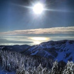 Photo taken at Cypress Mountain by Rob B. on 1/3/2013