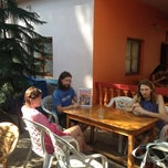 Photo taken at Domnic Juice Bar by Вадим К. on 12/6/2012