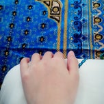 Photo taken at Masjid Umar bin Khattab UMI by Marwah S. on 7/27/2014