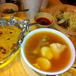 Photo taken at Lenchitas Restaurant by Claudia C. on 12/24/2012