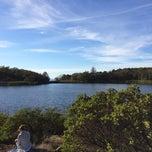 Photo taken at Lake Ilsanjo by Nico P. on 10/28/2014
