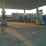 Photo taken at Pso Pump Mustafa Town by Haroon U. on 12/28/2013