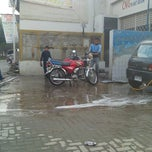 Photo taken at Pso Pump Mustafa Town by Haroon U. on 12/28/2013