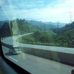 Photo taken at Karak Highway by Nur Hafizah M. on 4/20/2013