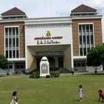 Photo taken at Pondok Pesantren Modern Islam (PPMI) Assalaam by Eko S. on 4/12/2014