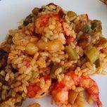 Foto tomada en Restaurante Casa Jaime de Peñiscola por Diana M. el 7/21/2014