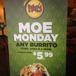 Photo taken at Moe's Southwest Grill by Lvillechevydude.com on 7/22/2013