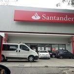 Photo taken at Santander by Alerick M. on 7/17/2013