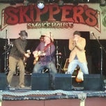 Photo taken at Skipper's Smokehouse by Jimmy G. on 2/17/2013