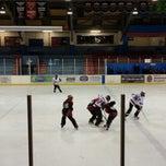 Photo taken at Kelowna Memorial Arena by Hans L. on 2/9/2014