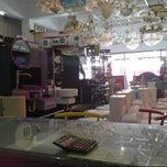 Photo taken at Show Room Sinar Logam by Sylvia Ciputra U. on 11/20/2013