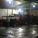Photo taken at Nasi Uduk & Aneka Bebaqaran & Gorengan Bu Darmi by Felizza D. on 1/13/2013
