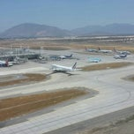 Photo taken at Torre De Control - Aeropuerto AMB by Alejandra V. on 10/24/2013