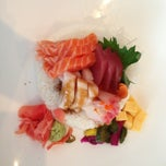 Photo taken at Fuji Sushi by Говард Г. on 12/8/2012