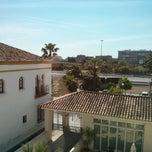 Photo taken at Ibis Hotel Sevilla by Artūras Š. on 4/20/2013