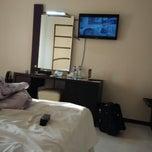 Photo taken at Ollino Garden Hotel by Irawan D S. on 11/14/2014