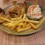 Photo taken at Nando's by Zie B. on 1/15/2013