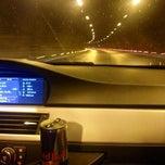 Photo taken at Honeret Tunnel by M.Hayri İ. on 8/7/2014