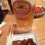 Photo taken at 串焼居酒屋 あうとろう亭 by 浩子 伊. on 10/7/2013