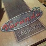 Photo taken at Varanda Pizza Bar by Rafael A. on 9/8/2013