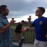 Photo taken at Hiddencroft Vineyards by Aaron S. on 7/12/2014