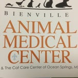 Photo taken at Bienville Animal Medical Center by Michael D. on 1/3/2013