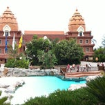 Photo taken at Siam Park by Anastasiya P. on 5/31/2013
