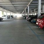 Photo taken at Parcheggio Aci Service by Federico B. on 7/15/2014