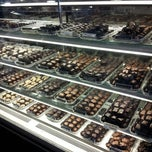 Photo taken at Hatch Family Chocolates by Sarah C. on 3/27/2013