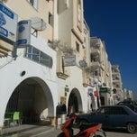 Photo taken at Diar Soukra by Raoul F. on 12/14/2012