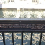 Photo taken at Pier 3 by Veena S. on 10/3/2014