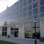 Photo taken at Frist Campus Center by Alejo Z. on 4/14/2013