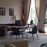 Photo taken at Embassy Of Belgium by Alexander L. on 5/10/2014