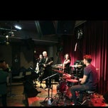 Photo taken at Istanbul Jazz Center by NESRİN Y. on 3/22/2013
