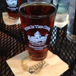 Photo taken at Berret's Seafood Restaurant and Taphouse Grill by Robby W. on 7/25/2013