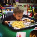 Photo taken at Burger King by Jason N. on 12/6/2014