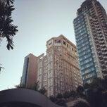 Photo taken at Mayfair, Bangkok - Marriott Executive Apartments by Kiwoong K. on 2/14/2015