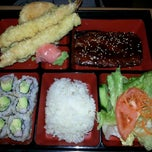 Photo taken at Mado Sushi by Karen L. on 12/22/2012
