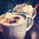 Photo taken at Starbucks by Alina S. on 2/22/2013