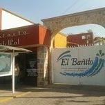 "Photo taken at Balneario Municipal ""El Bañito"" by David G. on 12/21/2012"