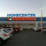 Photo taken at Homecenter Sodimac by Alvaro Alexis F. on 1/12/2013