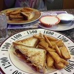 Photo taken at Mohegan Diner by Rachel C. on 1/1/2013