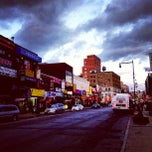 Photo taken at Flushing, NY by PiRATEzTRY on 3/10/2013