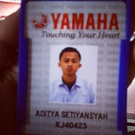 Photo taken at Yamaha Indonesia Motor Manufacturing by Aditya S. on 3/24/2015