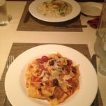 Photo taken at Amici A Trattoria by Cheryl S. on 3/20/2013