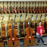 Photo taken at Cassandra Strings, Inc. by Kacey R. on 6/6/2013