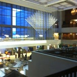 Photo taken at Sheraton Kansas City Hotel at Crown Center by Christine H. on 3/10/2013