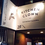 Photo taken at KITCHEN CLOWN by amasamas on 10/22/2013