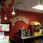 Photo taken at JuiceBlendz®/YoBlendz® by Luke P. on 12/24/2012